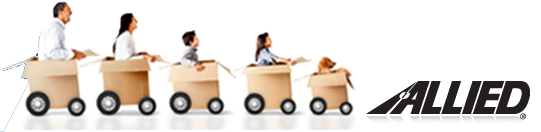 allied moving company logo